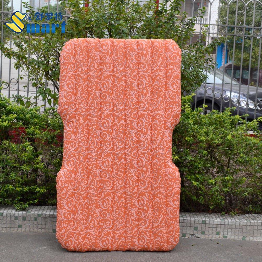 ERHANG Luftmatratzen Luftbetten Betten Luftmatratzen Auto Bett Outdoor Reisen Aufblasbares Bett Camping Isomatte,Orange