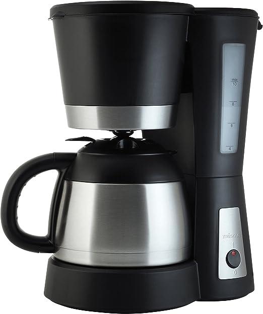 Tristar CM-1234 – Cafetera, con jarra, para 10 tazas de café ...