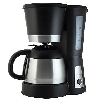 Amazon.com: Tristar Cafetera de Goteo CM1234 1 L 800W Negro ...
