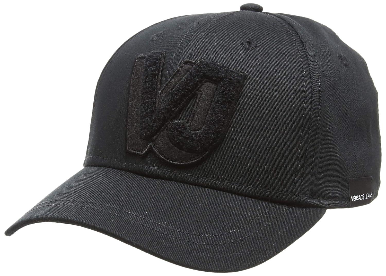 Versace Jeans Hat, Casquette de Baseball Homme, Multicolore Nero El03,  Unique (Taille Fabricant  NR)  Amazon.fr  Vêtements et accessoires be798210c3a