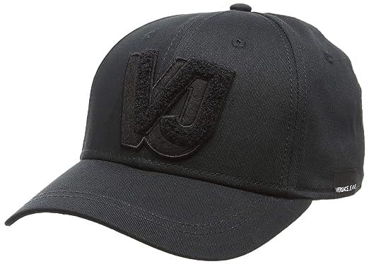 Versace Jeans Hat, Casquette de Baseball Homme, Multicolore Nero El03,  Unique (Taille dfa9b8d589e