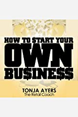 How to Start Your Own Business Audible Audiobook