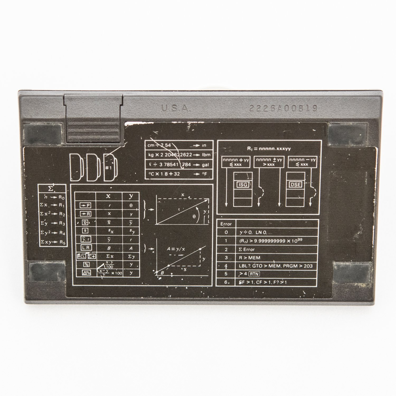 Circuit Diagram Of A Scientific Calculator Electrical Wiring Diagrams Sine Wave Inverter Basiccircuit Seekiccom Hp 11c Hewlett Packard Glyph