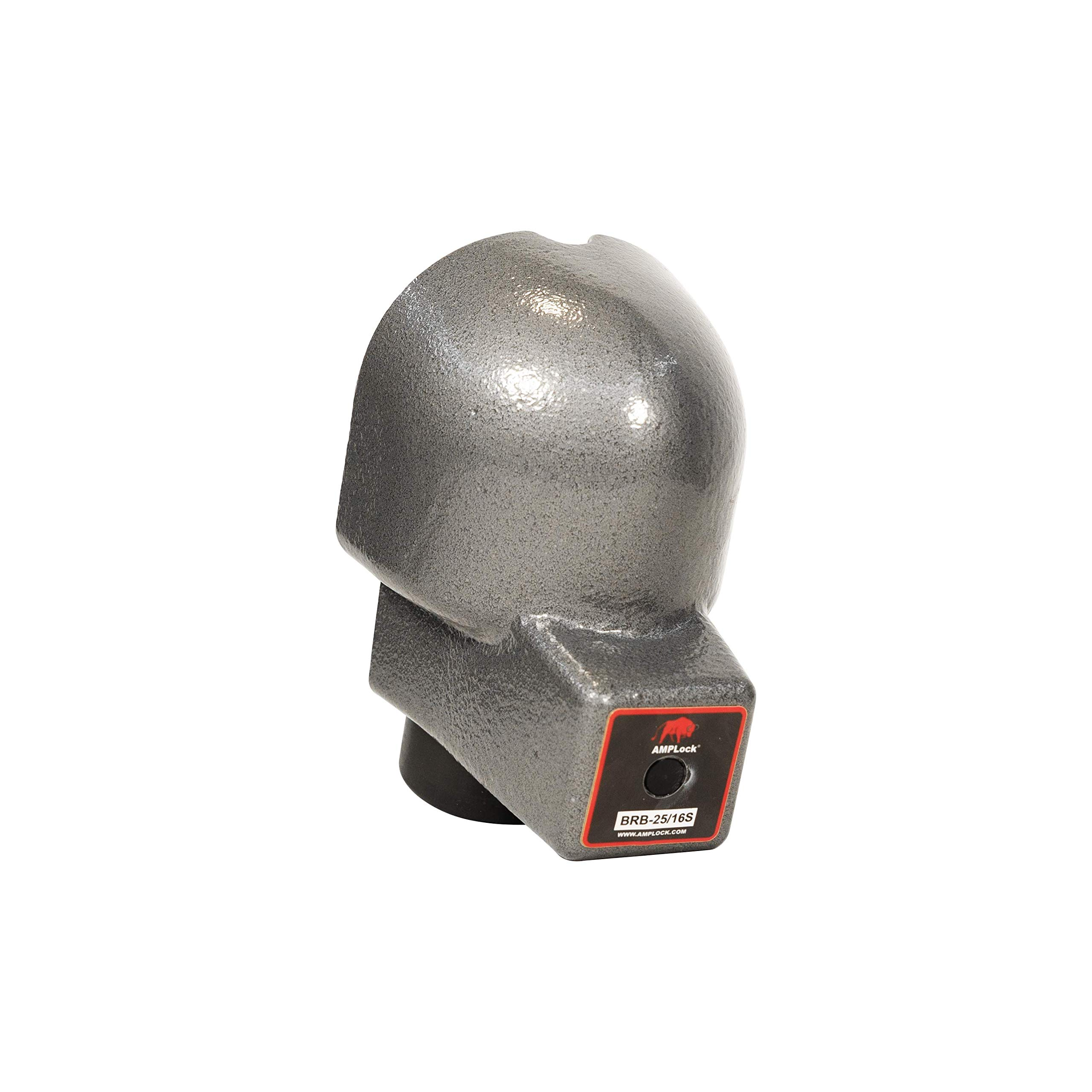 AMPLOCK U-BRB2516S trailer coupler lock (fits specific 2 5/16 inches coupler)