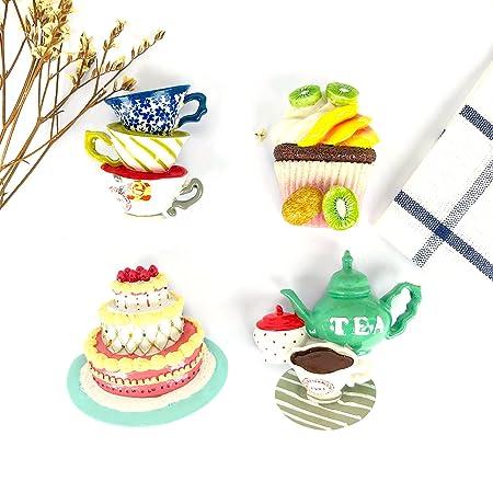 Divertido y colorido adorno para cocina, oficina, escuela, nevera ...
