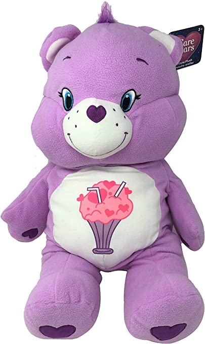 "Care Bears 10/"" SHARE BEAR Plush Stuffed Animal Toy"