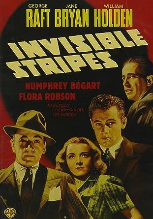 Amazon.com: Invisible Stripes: George Raft, Jane Bryan, William Holden:  Movies & TV