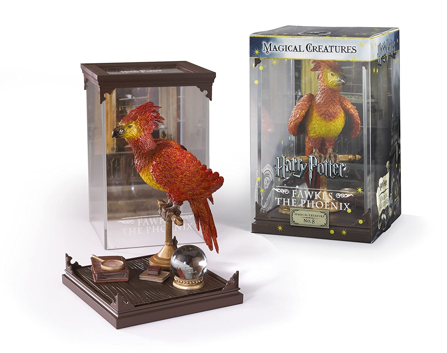 The Noble Collection Harry Potter Magical Creatures No.8 Fawkes
