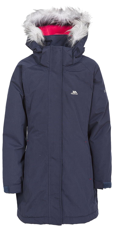 7e148570b Trespass Fame Girls Waterproof Jacket Lightly Padded: Trespass:  Amazon.co.uk: Clothing