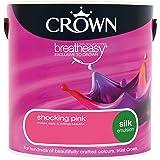 Crown Silk 2.5L Emulsion - Shocking Pink