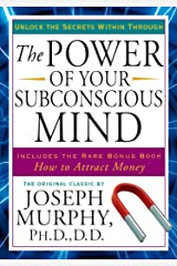 The Power of Your Subconscious Mind (Roughcut) Paperback