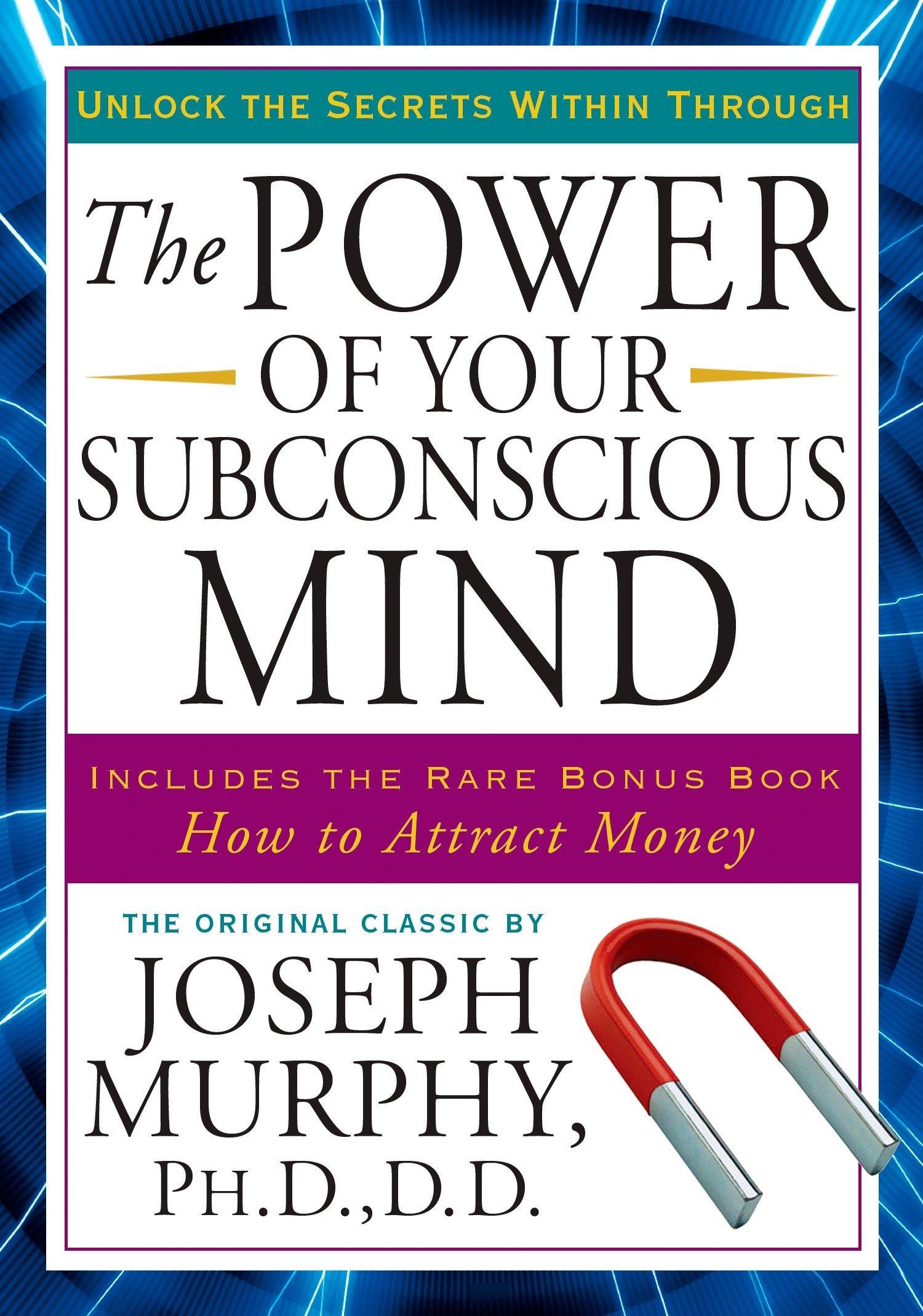 The Power of Your Subconscious Mind (Roughcut) PDF ePub book