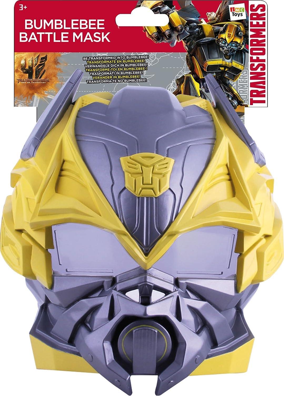 Transformers - Máscara de Batalla Bumblebee (IMC Toys 387164 ...