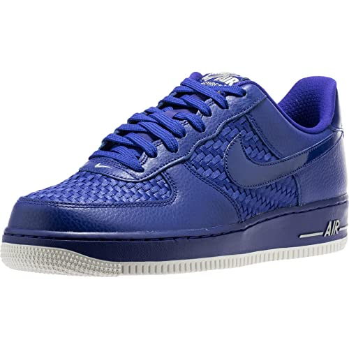 new styles d5143 bea5f nike air force 1 07 LV8 mens trainers 718152 sneakers shoes Navy Blue 9.5  D(M) US Buy Online at Low Prices in India - Amazon.in