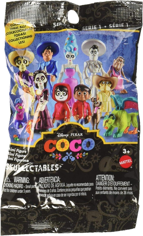 Disney Pixar Coco Mini Figure Skullectables Blind Bag - Serie 1 x ...