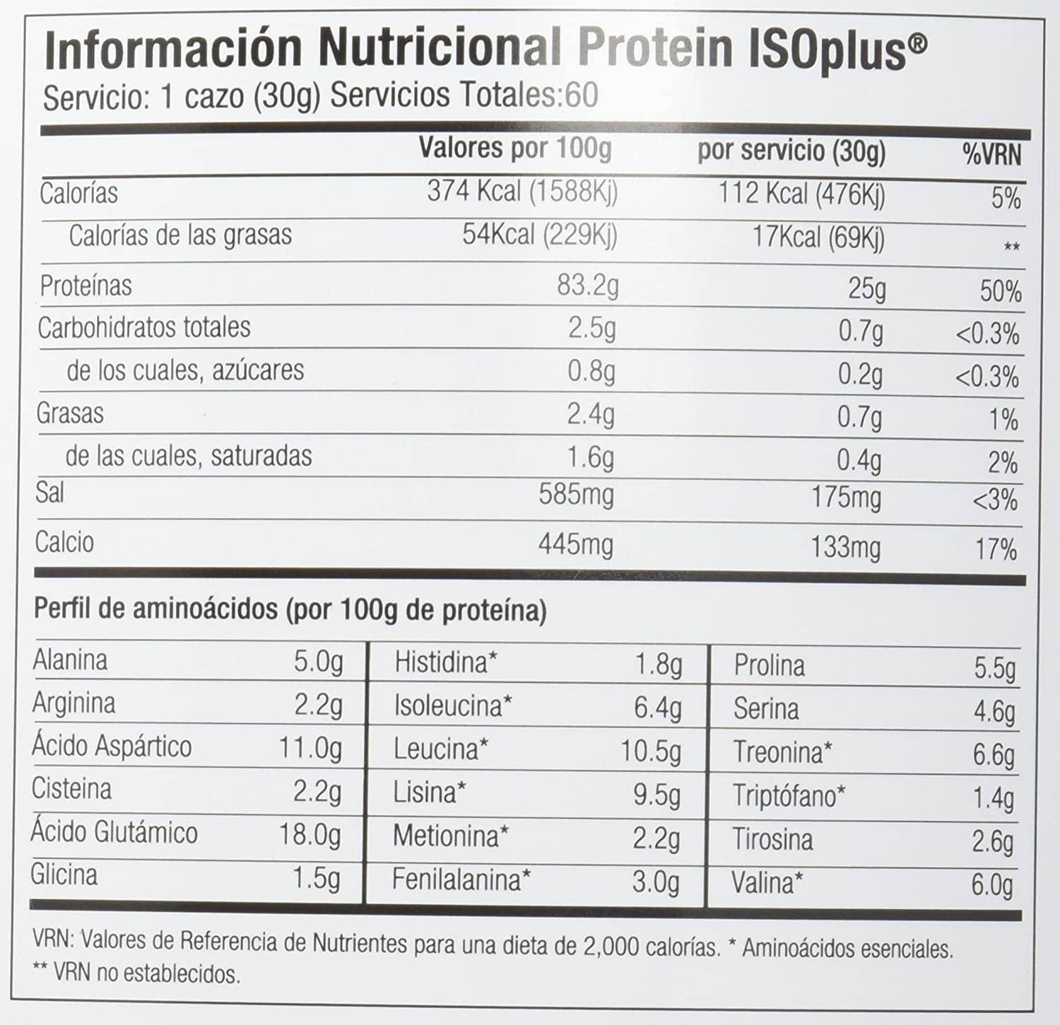 MG+ Nutrition ISO PLUS 100% Whey Protein Suplementos ...