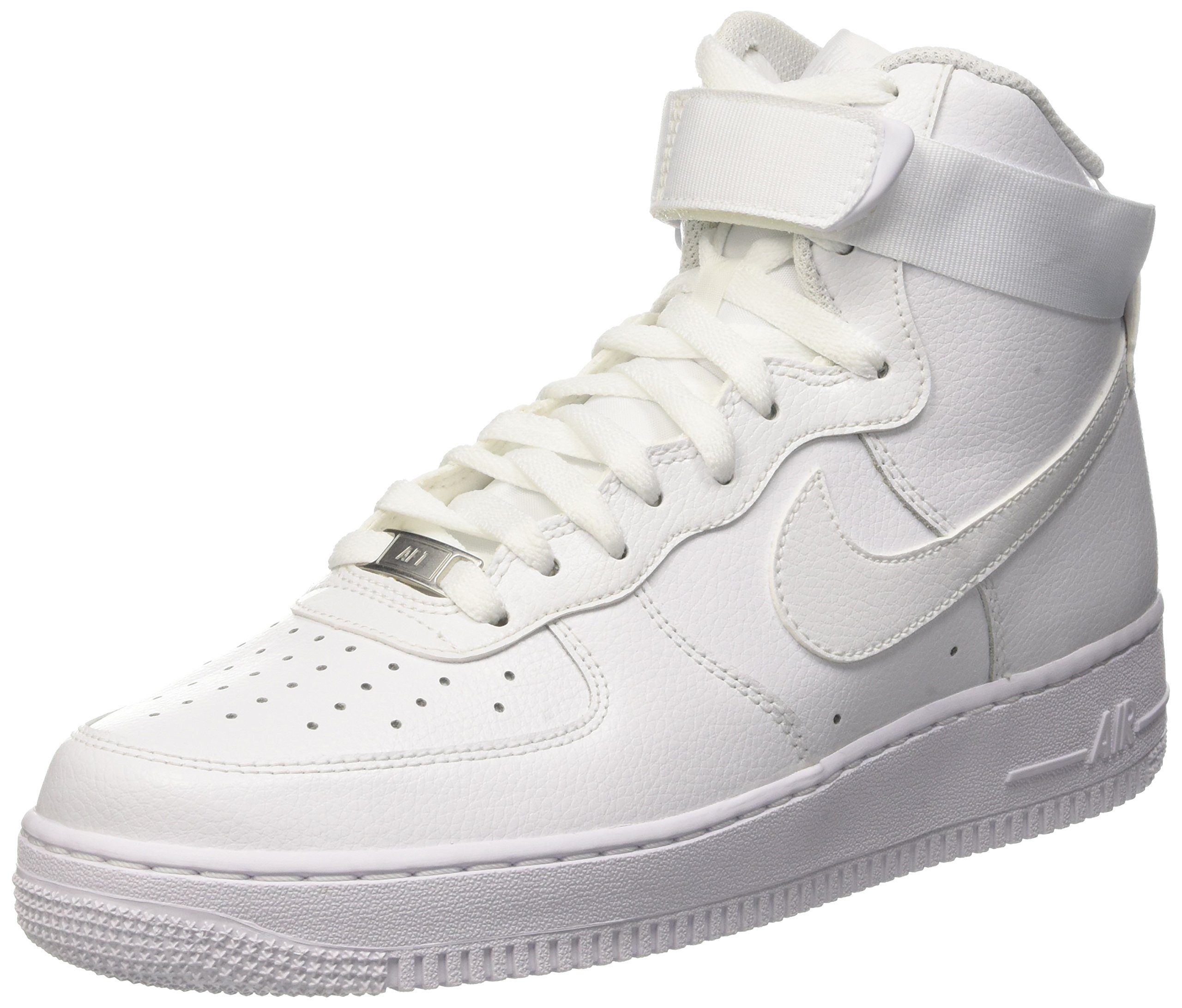 Nike Mens Air Force 1 High '07 White Leather Size 6.5