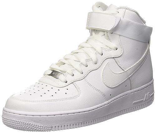 huge selection of 76b1f 82c17 ... canada nike air force 1 high 07 scarpe da ginnastica uomo bianco blanco  7c563 df3b0