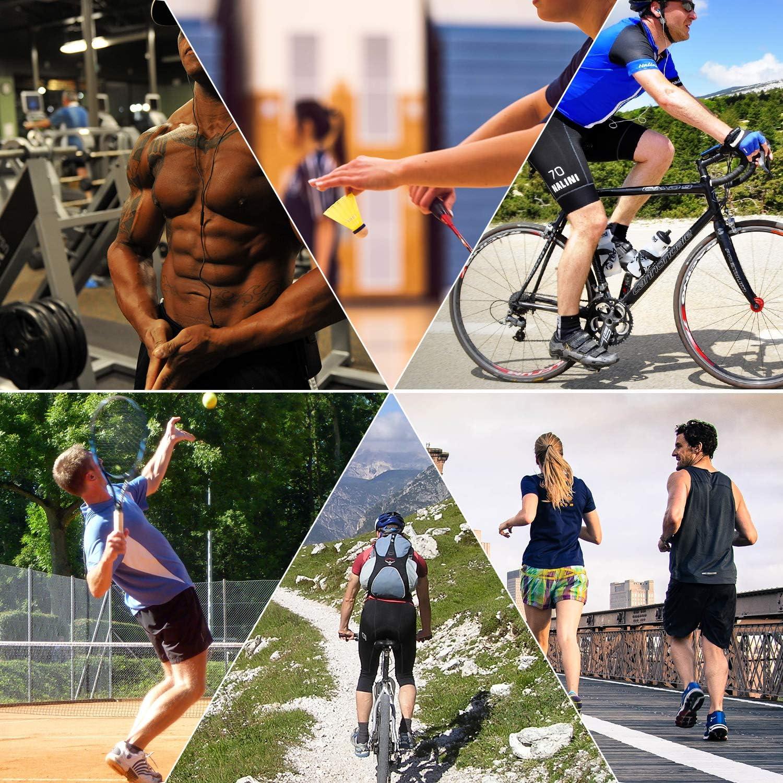CAMEL CROWN Pantaloncini Sportivi da Uomo Estivi ad Asciugatura Rapida con Tasche LeggerIi Traspiranti per Corsa Fitness Allaperto Palestra Allenamento Jogging Maratona Pantaloncini Casual