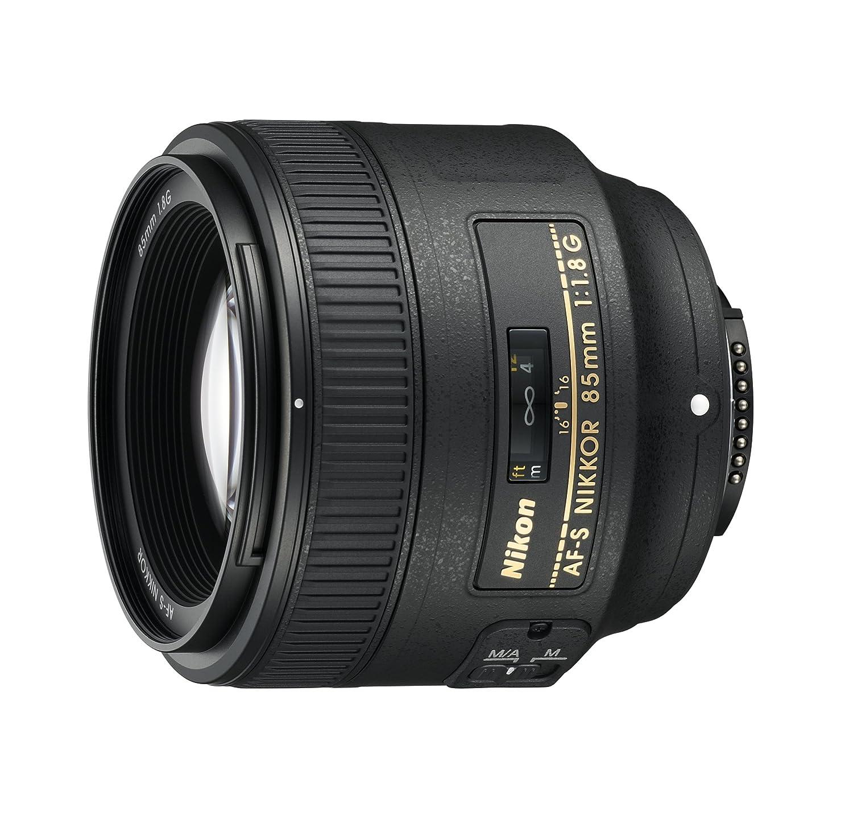 Nikon AF S NIKKOR Lente fija de 85 mm f xam