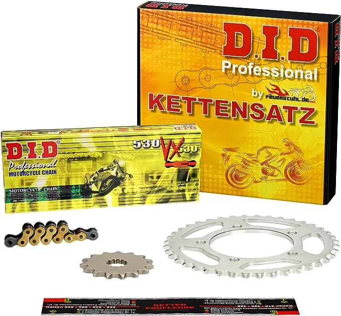 Kettensatz Gsx 1400 2002 2007 Typ Bn Did X Ring Vx Gold Extra Verstärkt Auto