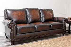 amazon best leather furniture manufacturers