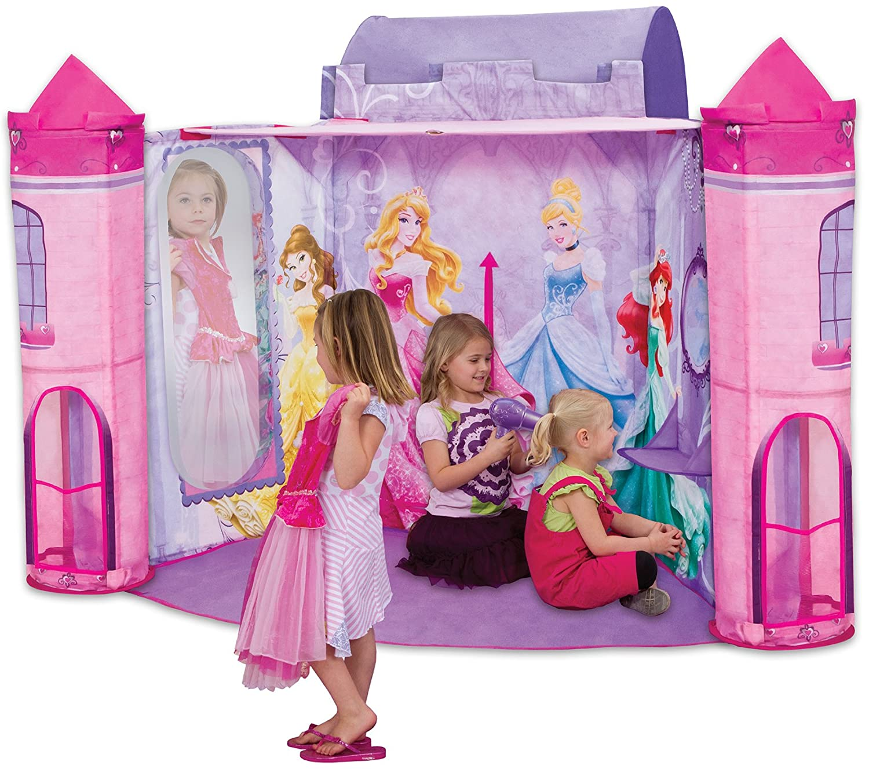 Amazon.com Playhut Disney Princess Salon (Discontinued by manufacturer) Toys u0026 Games  sc 1 st  Amazon.com & Amazon.com: Playhut Disney Princess Salon (Discontinued by ...
