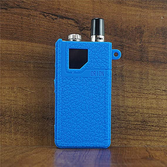 ModShield for Lost Vape Orion DNA 40W Silicone Case ByJojo Protective Cover  Sleeve Shield Skin Wrap (Blue)