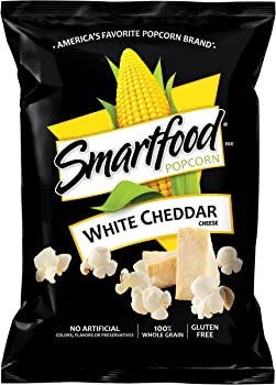 40 Count Smartfood White Cheddar Flavored Popcorn (0.625 Ounce)