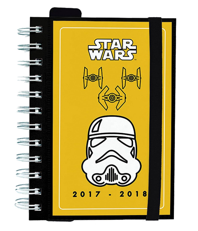 Grupo Erik Editores - Agenda Escolar 2017/2018 Dia Pagina Star Wars Trooper