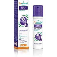 Puressentiel Rest & Relax Air Spray 75ml - Natural remedy for serene & restful nights, Sleep, Relaxation, Tested efficacy, 100% Natural origin, 12 essential oils