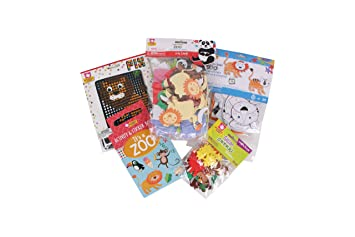 Amazon Com Creative Hands Arts And Crafts For Kids Zoo Animal