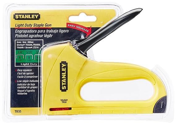 Stanley TRA200BN Light-Duty Staple Assortments Fasteners Staples ...