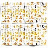 Puppy and Kitten Stickers ~ Over 360 Puppies and Kittens Stickers