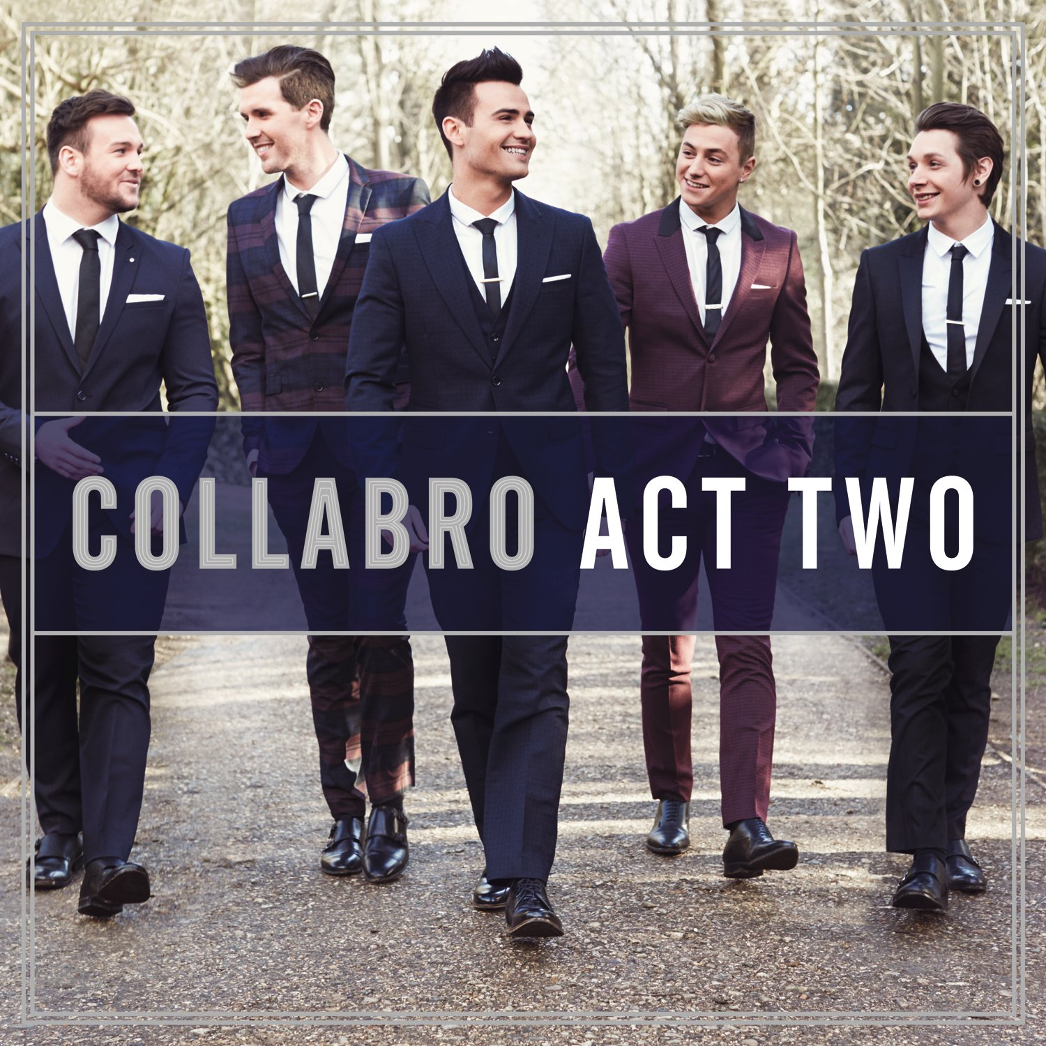 Collabro Act Two by Masterworks