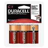 Duracell - Quantum C Alkaline Batteries - long
