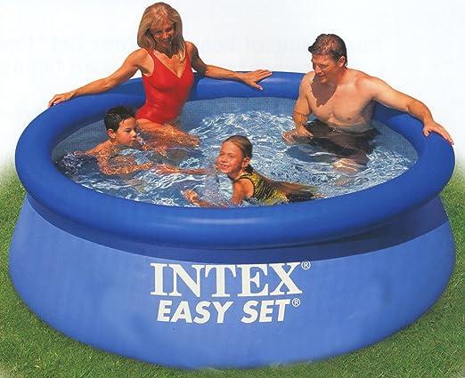 Easy Set Quick Up Piscina Intex 366 x 76 cm planschbecken # 56420: Amazon.es: Jardín