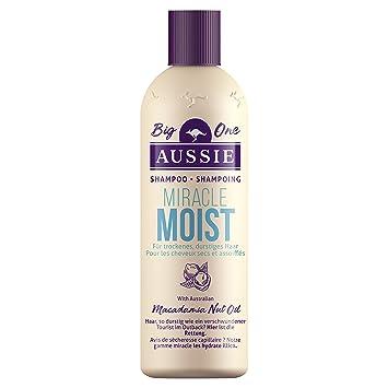 Amazon Com Aussie Miracle Moist Shampoo 500ml Beauty