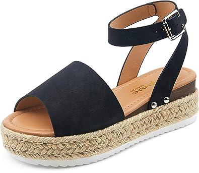 VEPOSE Women's Platform Sandals Wedge