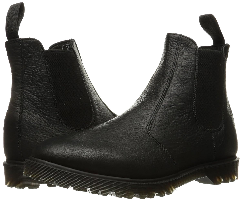 Dr. Martens Inuck - 2976 Chelsea Boot Inuck Martens Black 16768001 Herren Stiefel schwarz Neu Schuhe Black cb8466