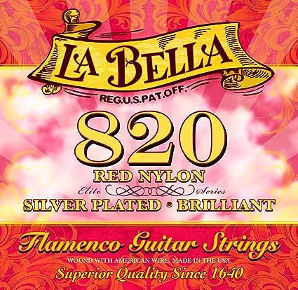 La Bella B8200 - Juego cuerda: Amazon.es: Instrumentos musicales