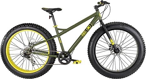 MBM Bicicleta MTB Fat Machine 26
