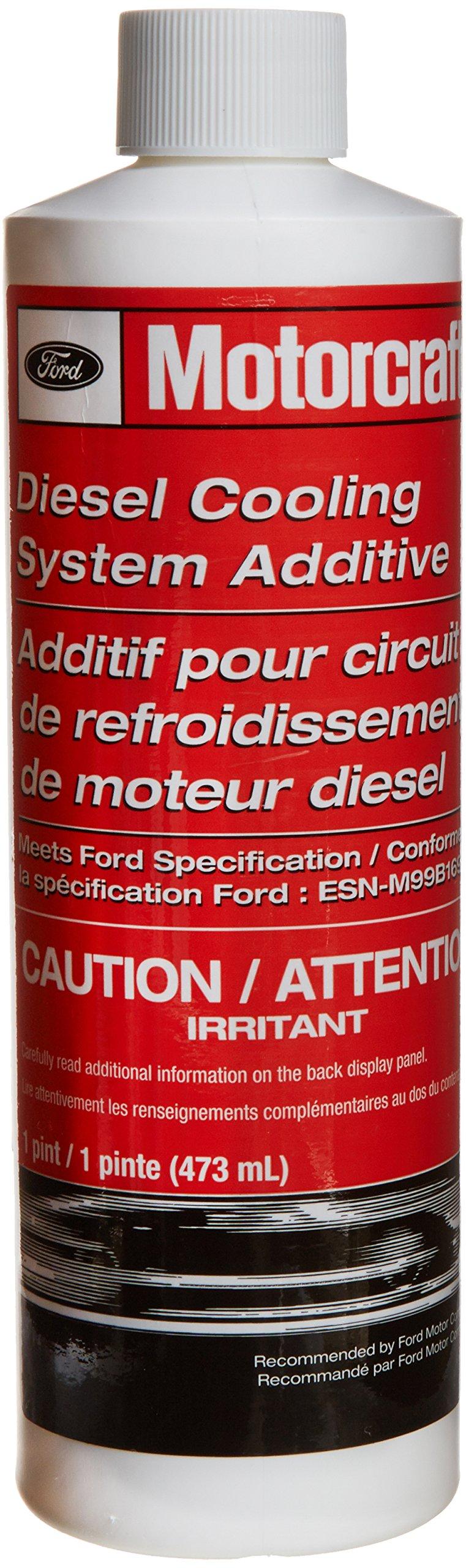 Genuine Ford Fluid VC-8 Diesel Cooling System Additive - 16 oz.