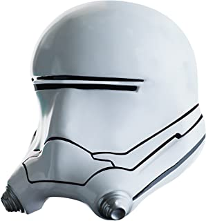 Star Wars: The Force Awakens - Flametrooper Full Helmet For Men Multi One Size Rubies Costume Co (Canada) 32307