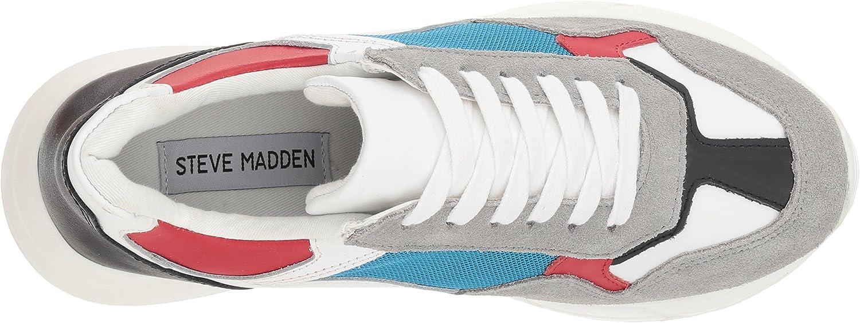 Steve Madden Women's Memory Sneaker