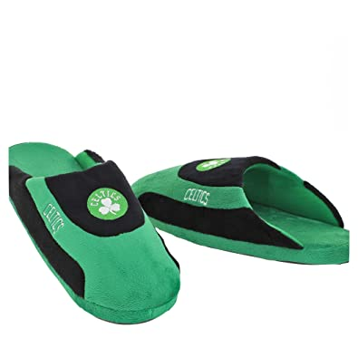 Celtics Basketball Adulte Sleeper'z Chaussons Nba Officiels Boston wWBqw87Sap