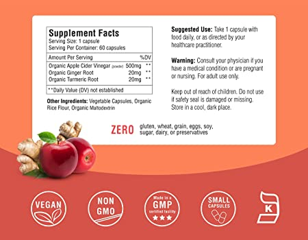 Amazon.com: Professional Strength Apple Cider Vinegar ...
