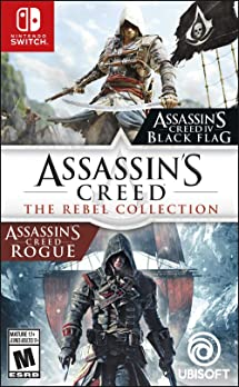 Amazon com: Assassin's Creed: The Rebel Collection