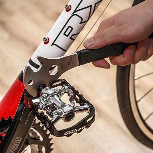 Bicycle Cycling Mountain Bike BMX Bike Pedal Wrench Spanner Repair Tool  THO