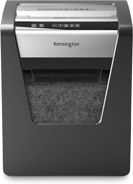 Kensington K52077AM Micro Cut Shredder - OfficeAssist M150-Hs Anti-Jam